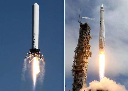 An Air Force solicitation to launch the GPS 3-3 satellite likely sets up the first true competition between SpaceX and United Launch Alliance for a national security launch contract.
