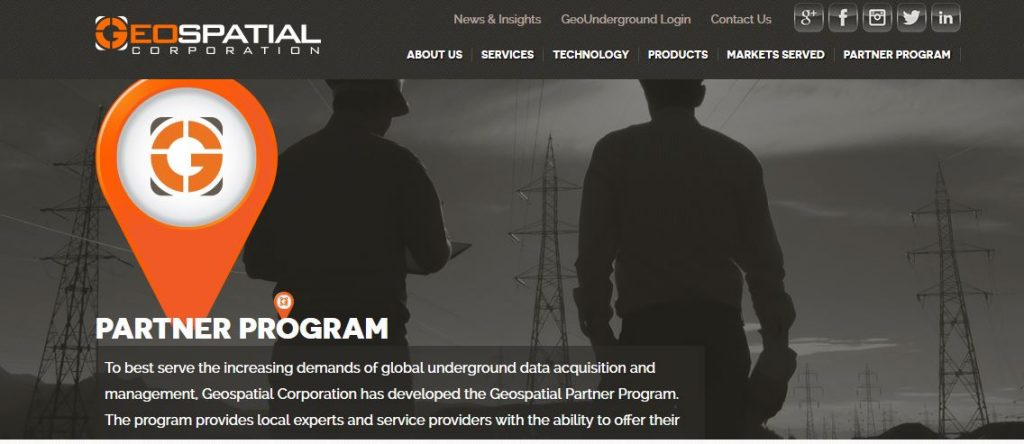 Pipeline mapping and data management company, Geospatial Corporation, is rolling out a new series of videos highlighting GeoUnderground, its cloud-based GIS platform.