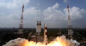 Launch preparations for the INSAT-3DR weather satellite are in full swing at ISRO as the satellite is due for launch by the end of August month, said Mayilsami Annadurai, Director, ISRO Satellite Centre.