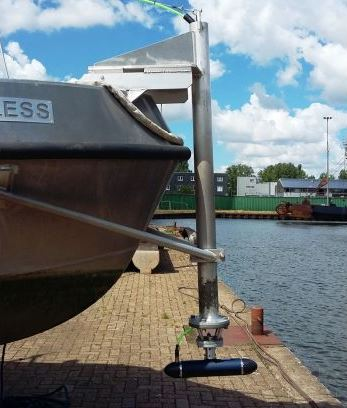 Ping DSP 3DSS-DX-540 in use for Boskalis Netherlands