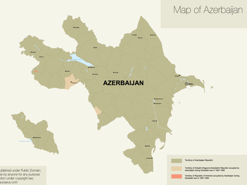 Azerbaijan has put its Positioning Observation System into commercial use.