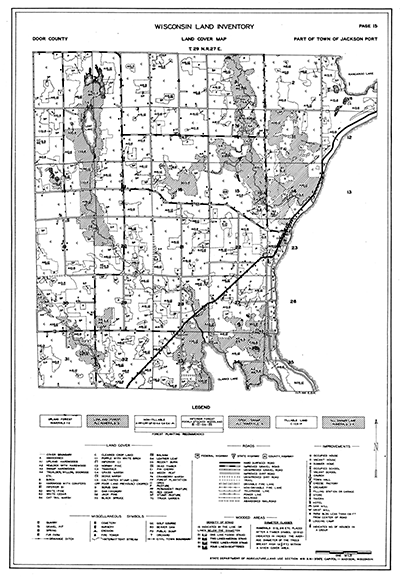 Wisconsin historic coastal geospatial database