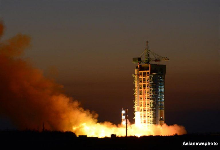 China launched the world's first quantum science satellite on Monday from Jiuquan Satellite Launch Centre in China.