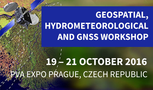 A three-day GEOMETOC workshop focusing on modern technology will start in Prague, Czech Republic on 19th October 2016.