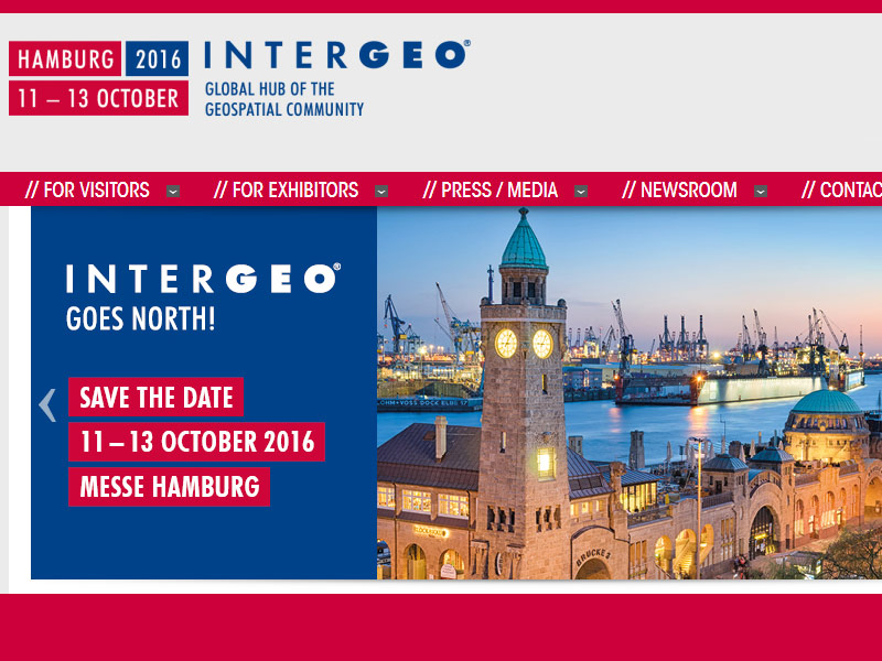 A large number of companies are getting ready to showcase their Augmented Reality (AR) applications at the INTERGEO 2016.