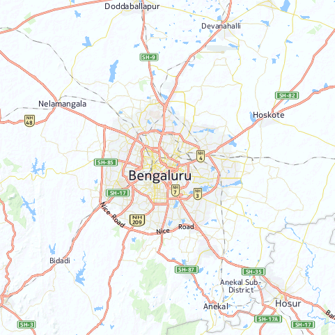 The Bruhat Bengaluru Mahanagara Palike (BBMP) has geo-tagged the entire city on a digital map.