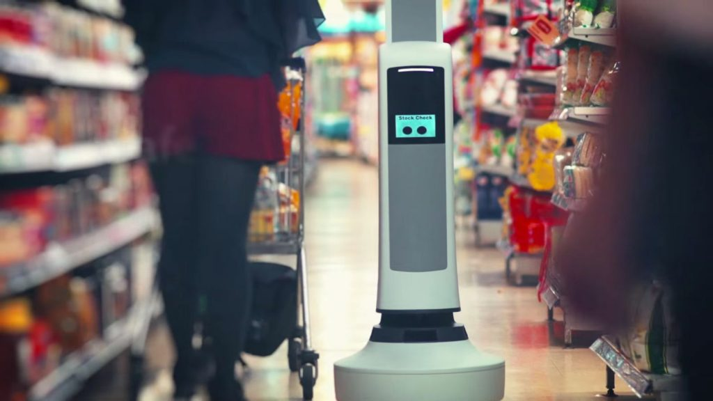 Simbe Robotics has introduced the world's first robotic autonomous shelf auditing and analytics solution, Tally, with robot guidance and navigation.