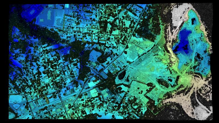 Woolpert will collect high-resolution LiDAR elevation data for three USGS projects across 49 Tennessee counties.