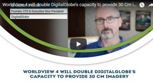WorldView-4 will double DigitalGlobe's capacity