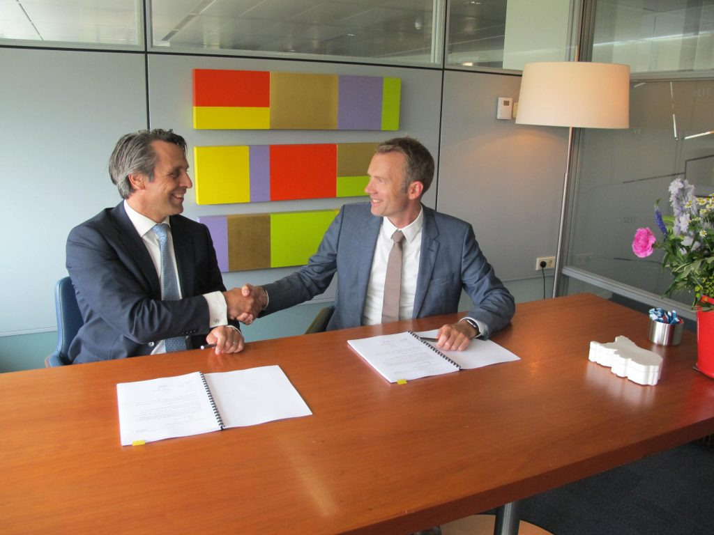 Imagem and Dutch Kadaster have signed an agreement to deploy and develop Hexagon Geospatial solutions within Kadaster.