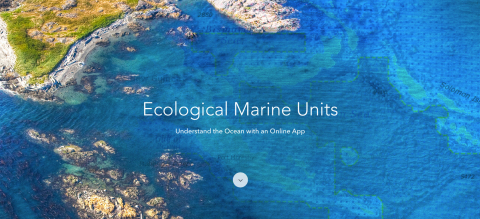 To understand and measure oceans in a whole new way, Esri announced using Ecological Marine Units (EMUs) to understand the unexplored terrain lies beneath its seas.