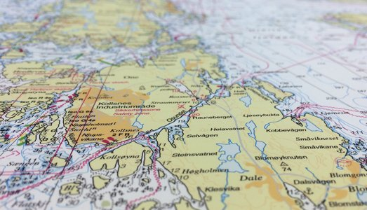 East View has got rights to Norway's nationally produced maps and data through an agreement with Kartverket, the Norwegian Mapping Authority.