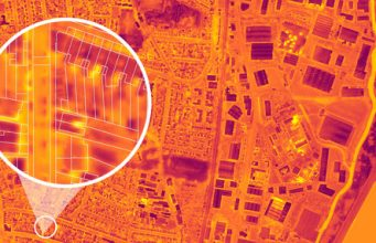 The Enfield Council of UK, London, is using aerial maps from Bluesky to identify outbuildings used illegally for residential purposes.