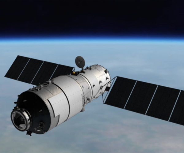 Engineers of Tiangong-1, the Chinese space station, have admitted that the space station is falling back to Earth out of control.