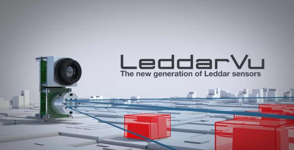 LeddarTech has introduced a new platform, LeddarVu, for its next generation Leddar detection and ranging modules.