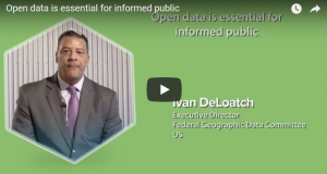 OPen data is essential for informed public