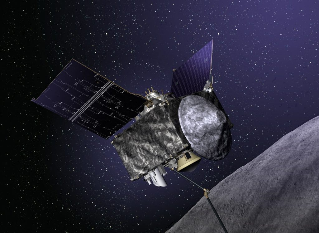 Teledyne Optech has launched its OSIRIS-REx Laser Altimeter (OLA) at Cape Canaveral on Thursday.