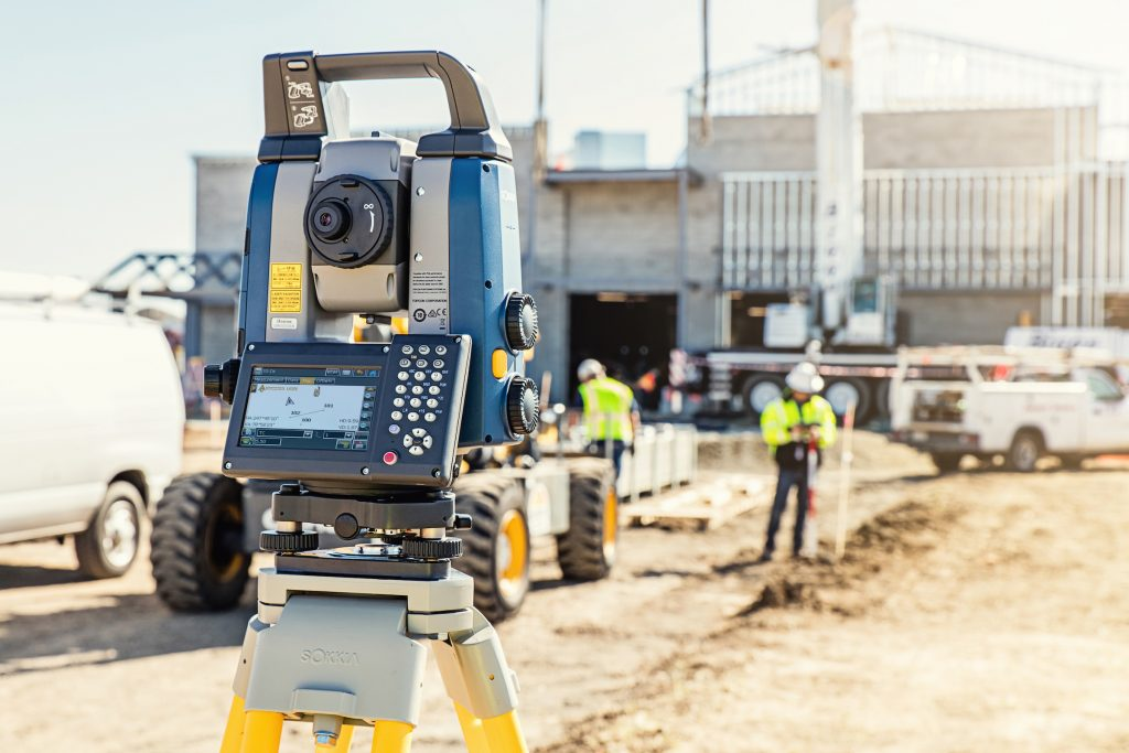Sokkia announced its new iX robotic total station series' gets Autodesk's  BIM 360 Layout application compatibility.
