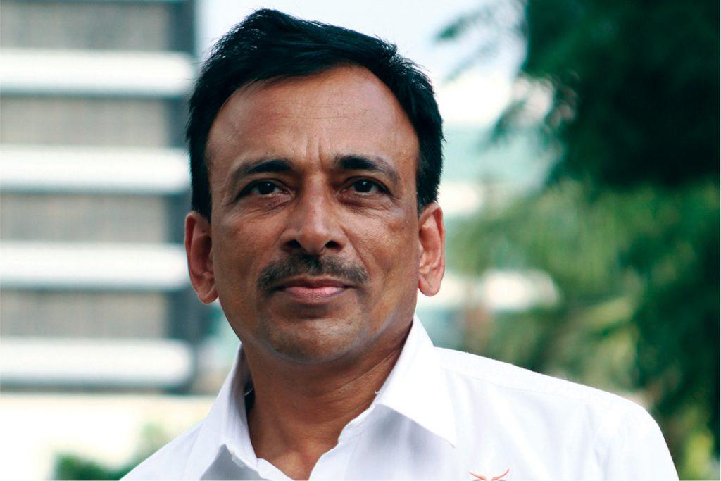 Sudhakar Manda, Chief - Remote Sensing and GIS