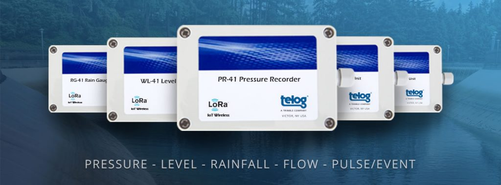 Trimble launches its Telog 41 Series of wireless, battery-powered sensors for water monitoring applications. These sensors will be used to develop Internet of Things (IoT) to innovate, low-power, Long-Range (LoRa technology) wireless communications for water monitoring.