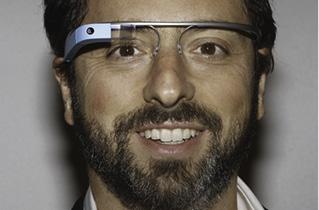 Google Co-Founder Sergey Bryn