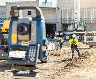 Sokkia has introduced its latest edition of robotic total stations — the iX series.