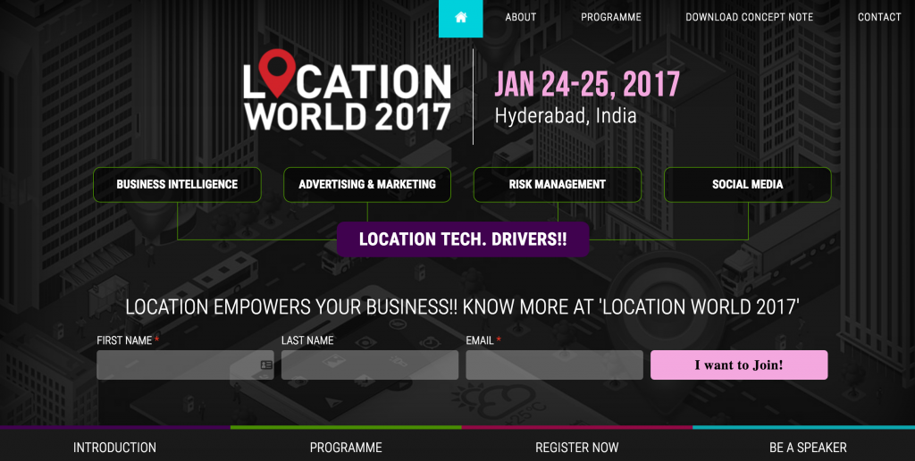 location world 2017 conference on location based marketing, advertising, search in asia