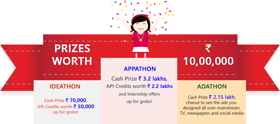 startup competition in India