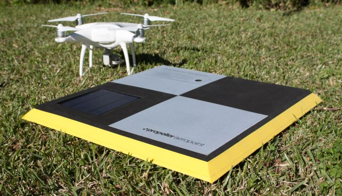 AeroPoints are essentially smart ground control points that make it easy for anyone to capture survey-accurate mapping using drones.