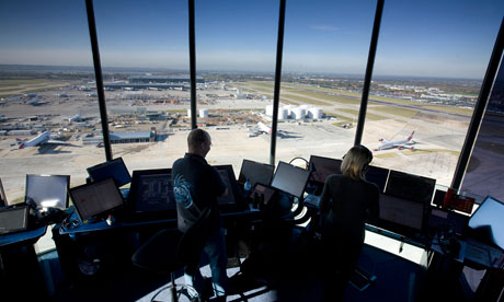 UK's National Air Traffic Services (NATS) is willing to be a stakeholder in India's Air Navigation Services, which the government is planning to hive off as a part of the civil aviation ministry's restructuring plan to set up a specialist entity to running air navigation operations.