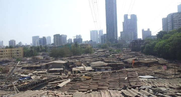 slum mapping in mumbai using hand-held LiDAR