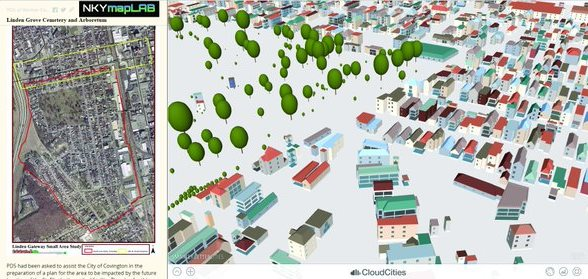 SmarterBetterCities has announced the release of its web-based 3D data mashup and advanced editing capabilities, CloudCities.
