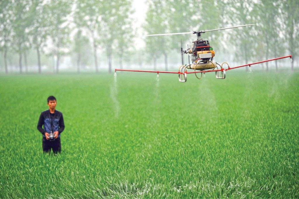 Drones and Robots: Revolutionizing the Future of Agriculture