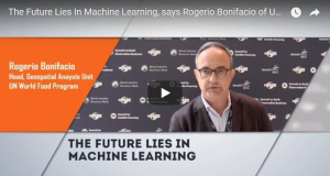 Future lies in machine learning - Rogerio Bonifacio