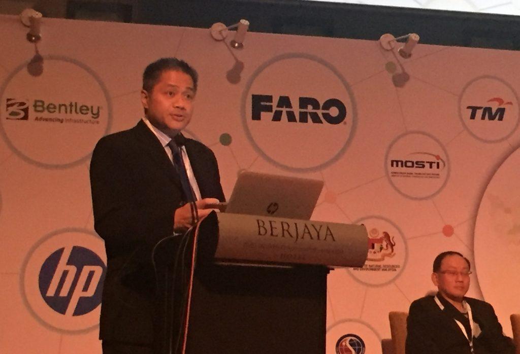 Geospatial innovation in Malaysia