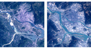Landsat, Sentinet 2 dataset on Google Cloud