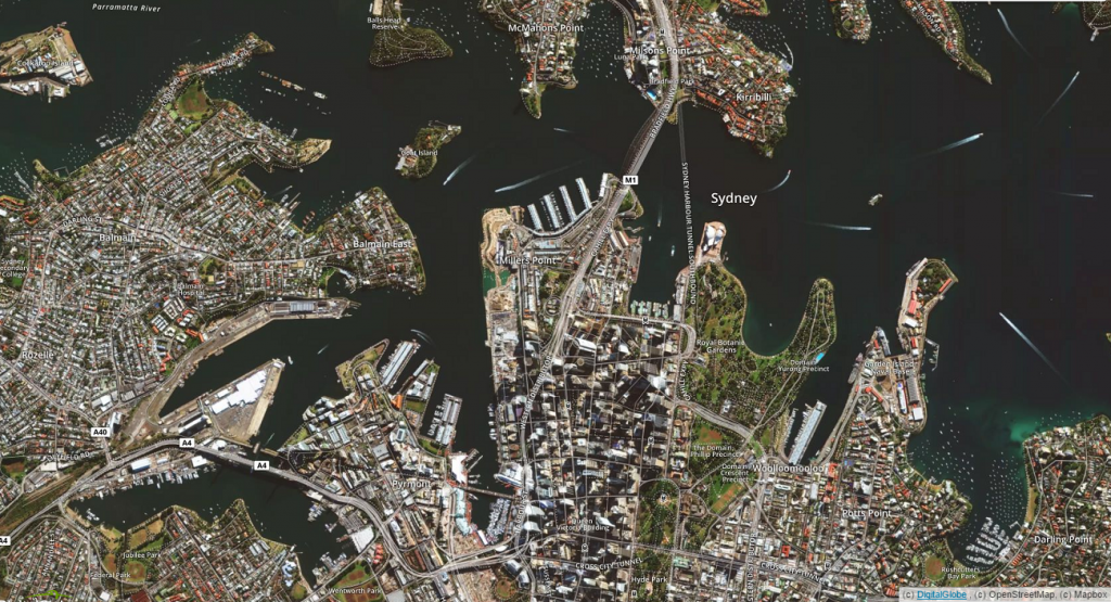 What Radiant acquisition means for DigitalGlobe
