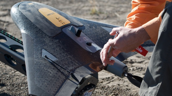 Trimble on Wednesday announced that Delair-Tech has acquired its Belgium-based Gatewing Unmanned Aircraft System (UAS) engineering and manufacturing business.