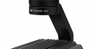 DJI's flagship Zenmuse Z30 drone comes with a powerful camera on it that can enlarge the picture to 180x.