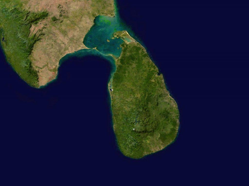 satellitenkarte-sri-lanka