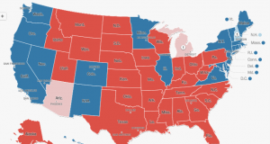 Mapping the Trump Victory