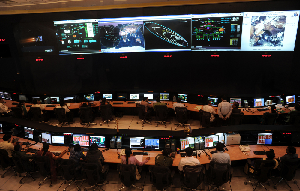 ISTRAC, which shot into limelight as the nerve centre of the country's Mars and lunar orbiter missions, has turned 40.