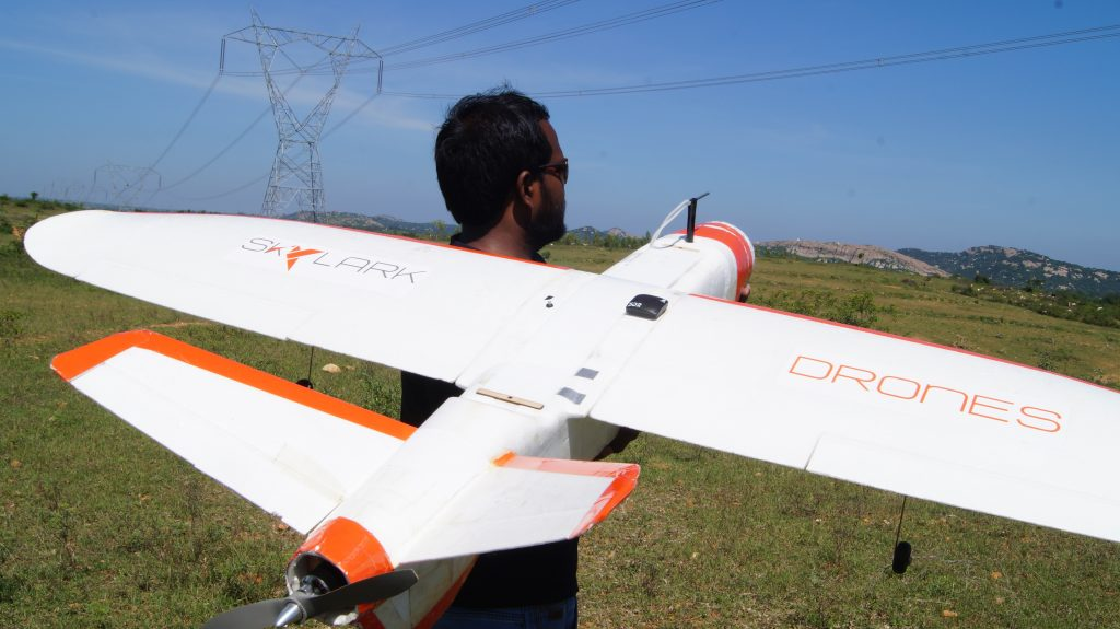 How to get drone job in India