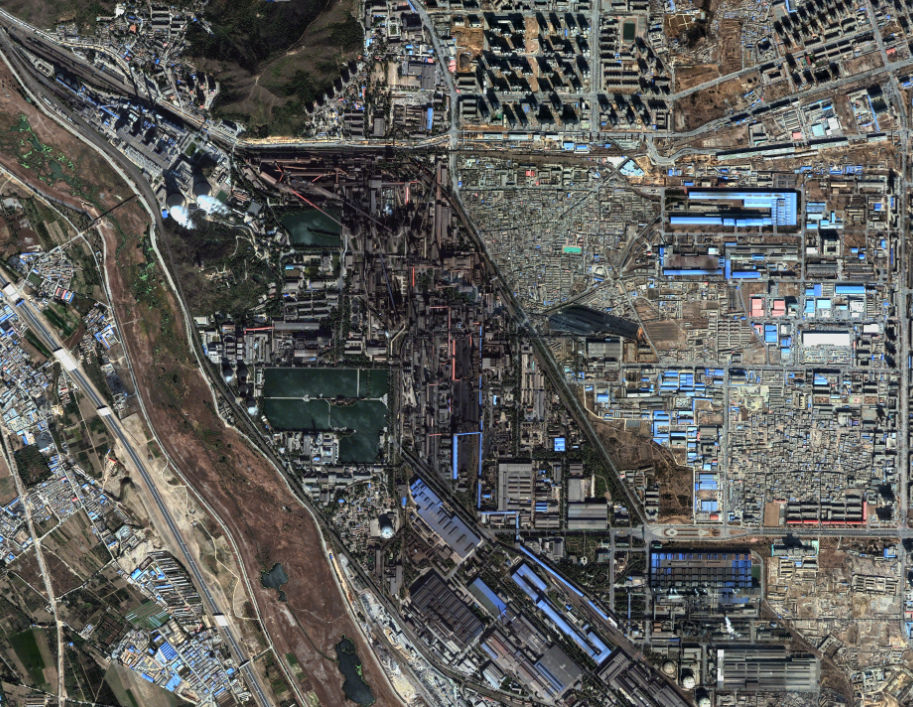 The 2022 Winter Olympic Organizing Committee contracted Beijing Shougang International Engineering (BSIE) to design and construct its new plaza in Shougang, Shijingshan District, Beijing, China.
