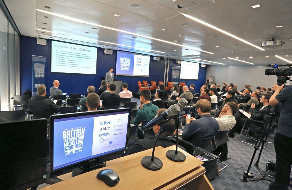 The second British Information Modelling (BIM) event proved a success with 100 delegates heading the Arup's central London HQ last week.