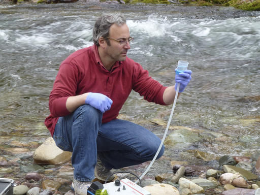 A team of biologists from the U.S. Forest Service fisheries are planning to create a biodiversity map identifying thousands of aquatic species in every river and stream in the western part of the country.