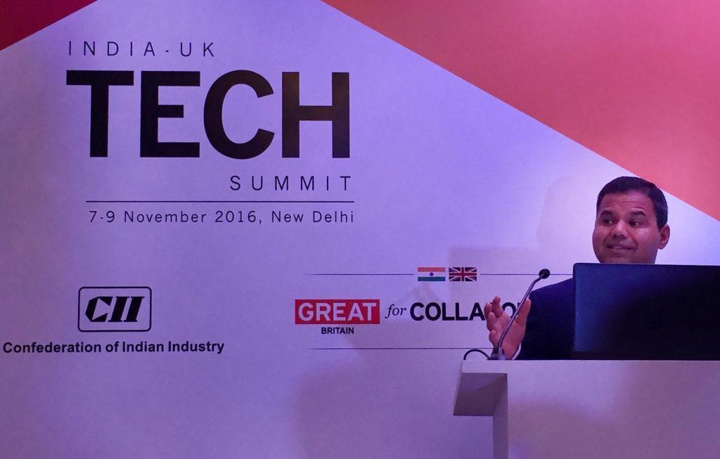 India-UK Tech Summit