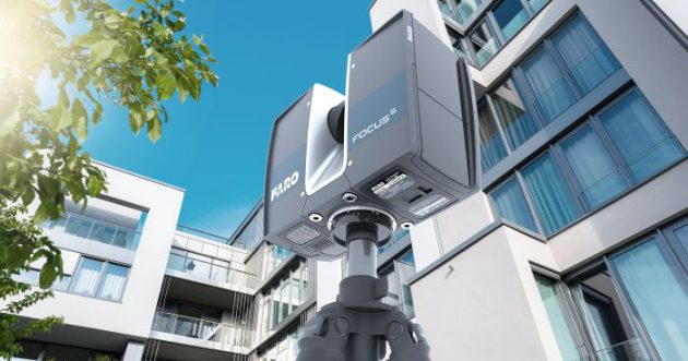 3D measurement specialists FARO have announced the release of the all-new FARO FocusS Laser Scanner, the newest member of FARO's popular Focus Laser Scanner product line for rapid capture of 3D point clouds.