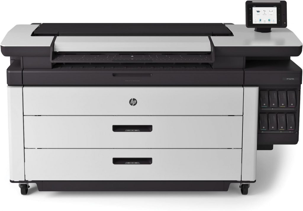 HP India printers pagewide technology