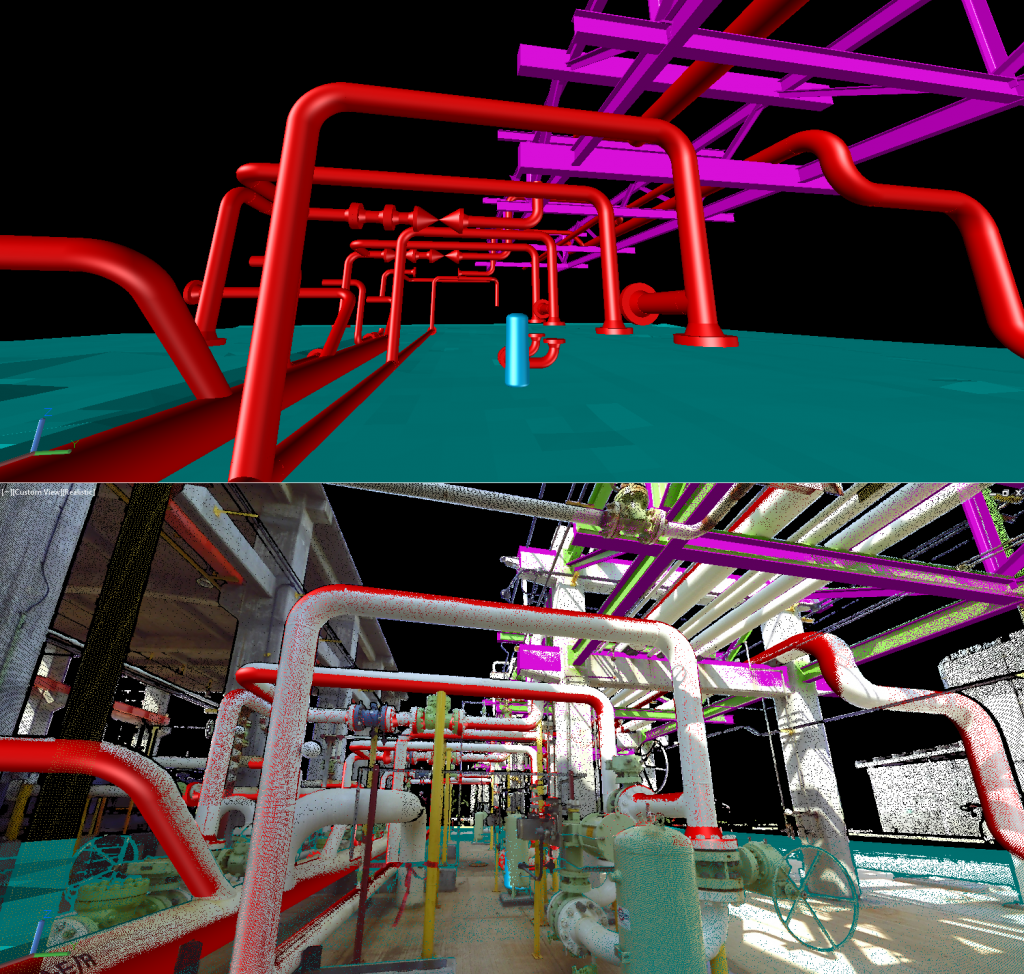 FARO has released an update of its PointSense version 17.5, which will provide powerful new tools for extracting and aligning building and plant features from point cloud data inside Revit and AutoCAD.